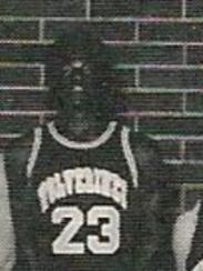 John Flowers (No. 23) in high school in 1990.