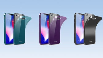 A render of what smartphone case manufacturer Olixar believes will be a forthcoming iPhone SE