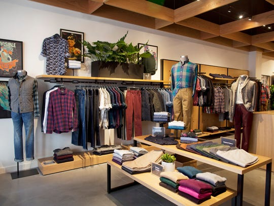 Bonobos' Houston store, which opened the first week