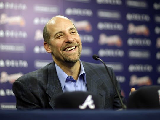 John Smoltz, a Baseball Hall-of-Famer who now is a rising star in broadcasting, will play three Champions Tour tournaments this year.