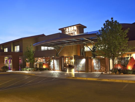 Sedona Rouge Hotel and Spa in West Sedona offers a