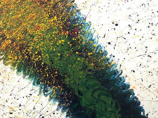 Turbulence at by Dan Taylor Venvi show