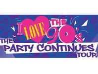 Win Tickets to I Love the 90's at the Resch