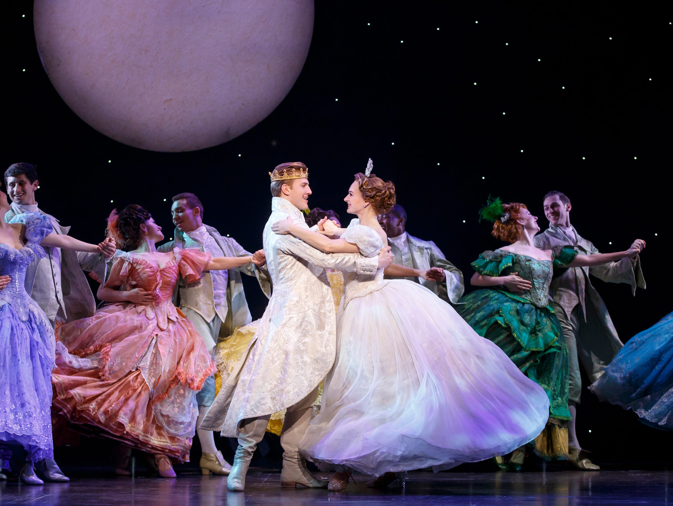 Save 15% on tickets to Rodgers + Hemmerstein's Cinderella at Miller High Life Theatre.
