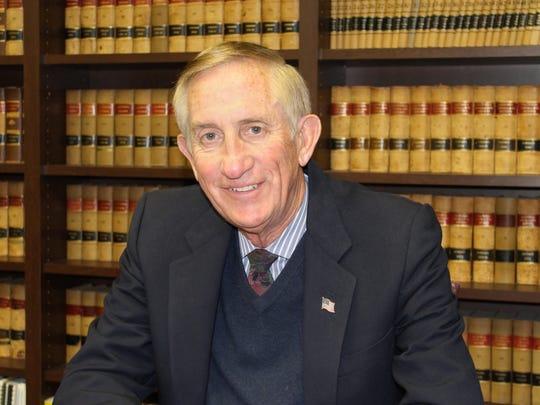 Monterey County District Attorney Dean Flippo