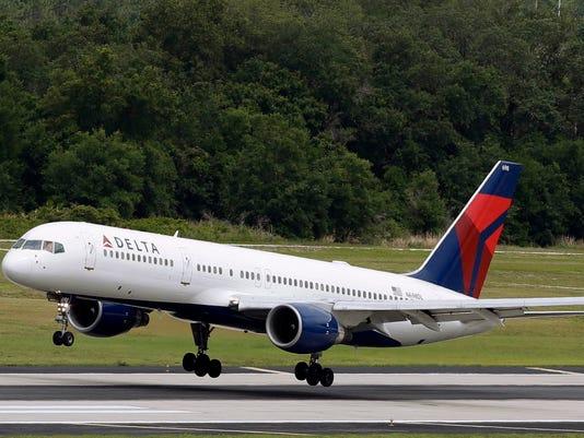 AP EARNS DELTA AIR LINES F FILE A USA FL