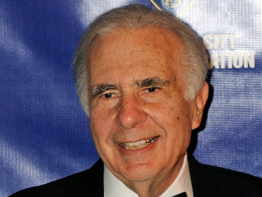AP Apple-Icahn