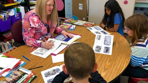 As schools across Michigan begin an unpredictable new year, teachers are facing what may seem like an insurmountable task: Helping students, particularly the most vulnerable, who've experienced learning loss because of the pandemic.