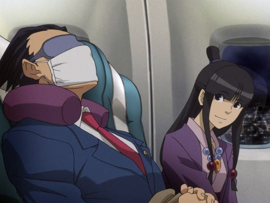 Poor Phoenix Wright has no idea about what he's getting into as he flies to London for a lawyer exchange program.