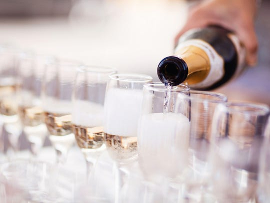Champagne heralds that delightful and memorable moments are about to begin.