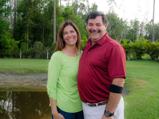 Lynne and Johnny Puglise started Hope4Hunter to help