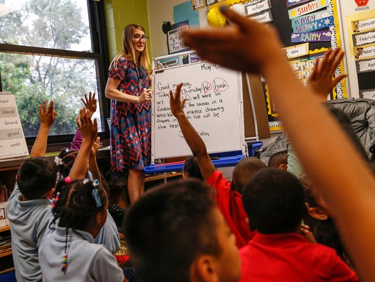 Indianapolis Public Schools stands to lose per-pupil funding in 2020 under new projections from House Republicans.