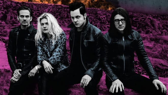 """Dodge and Burn"" by The Dead Weather"