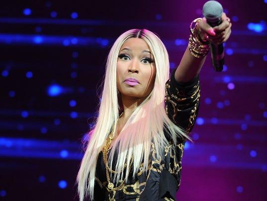 AP Music-Nicki Minaj-Malcolm X