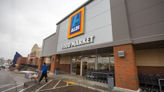 Aldi just opened the Glenway Avenue store in Western Hills December 16. It features wider aisles, art work for easier navigation, newer flooring and brighter lights.