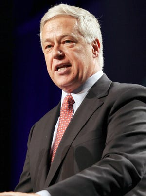 Rep. Michael Michaud, D-Maine, was first elected to Congress in 2002.