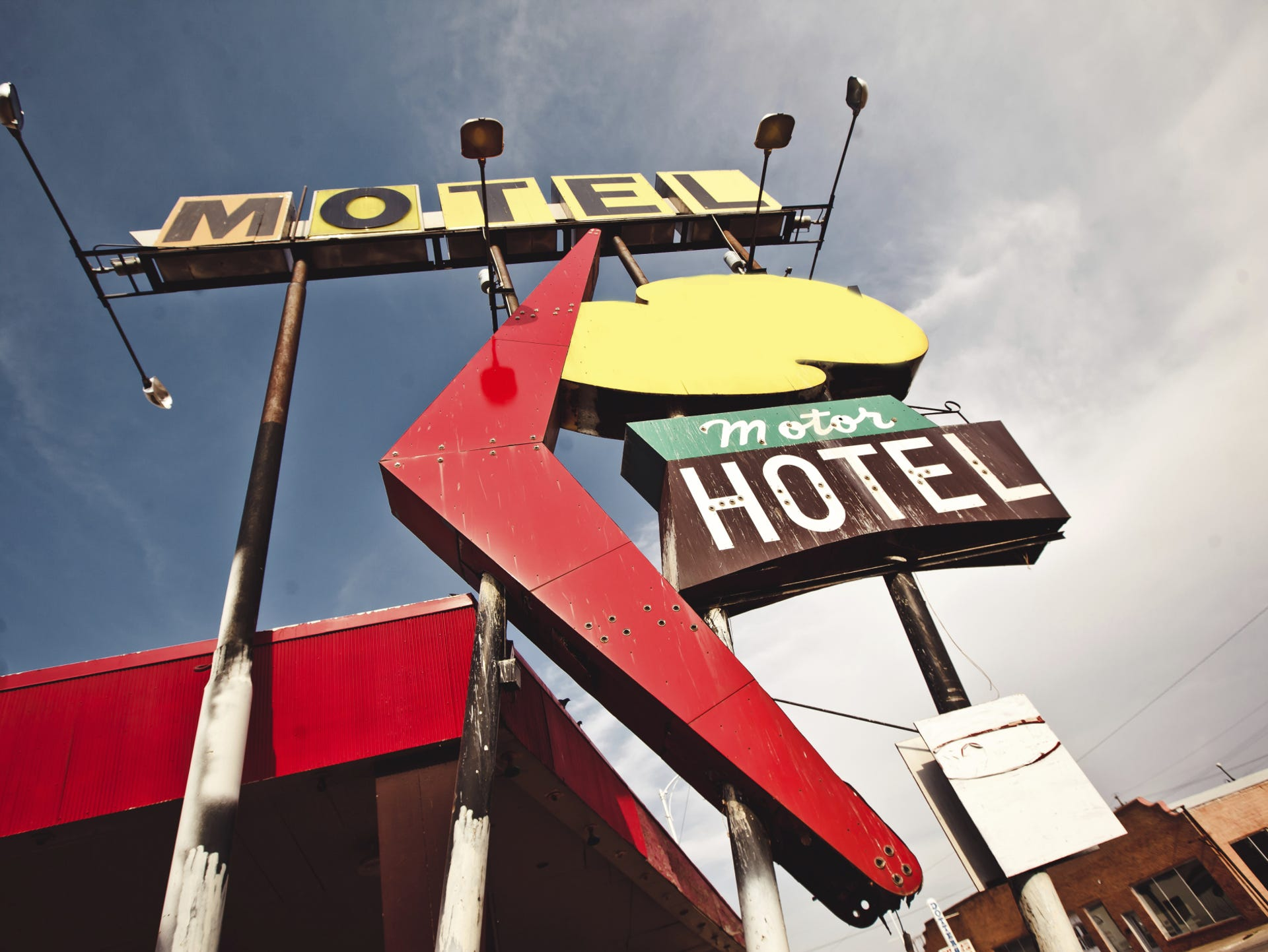 Iconic Route 66 motels
