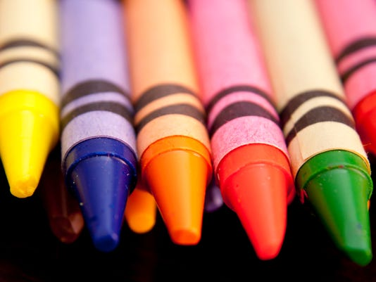GWM File Crayons
