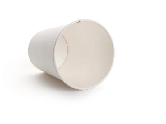 whitepapercup