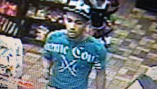 Police are looking for this man they say robbed a Fort Myers Circle K late Monday.