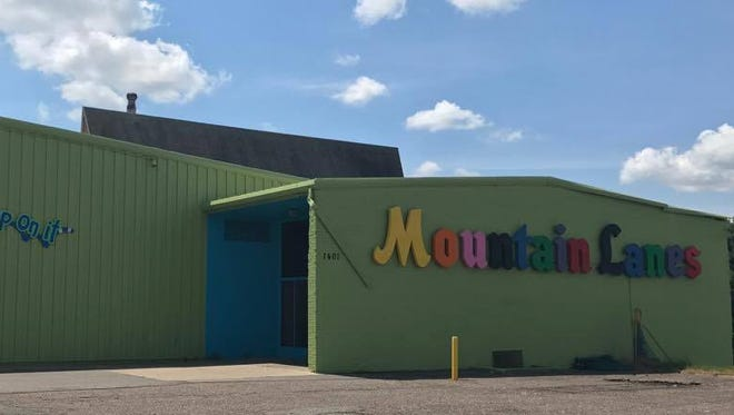 Mountain Lanes, the iconic Wausau bowling alley, is closed until further notice.