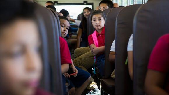 Arizona has a large population of Latino students who