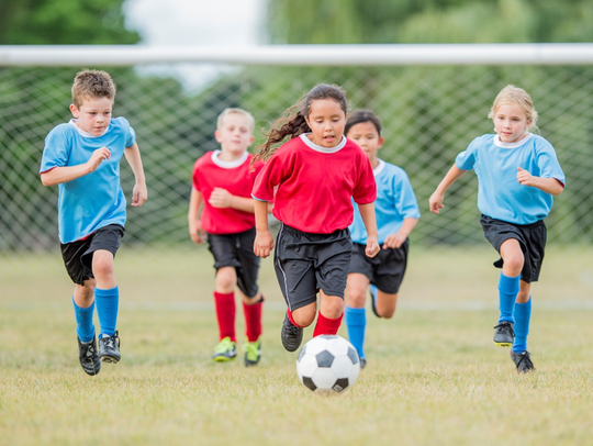 Soccer players under the age of 11 should avoid heading