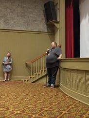 Filmmaker Taylor Doose speaks about his documentary
