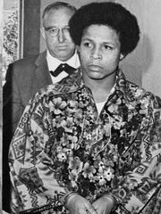 Louis Taylor, then 16 years old, was arrested in 1970 in connection with a fatal fire at the Pioneer International Hotel.
