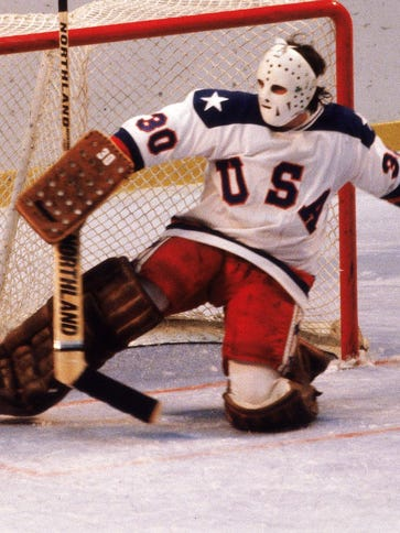 Jim Craig is auctioning off his Olympic treasures.