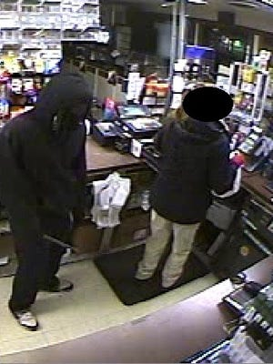 Delaware State Police are searching for a suspect believed to have robbed the same Dover gas station twice in December.