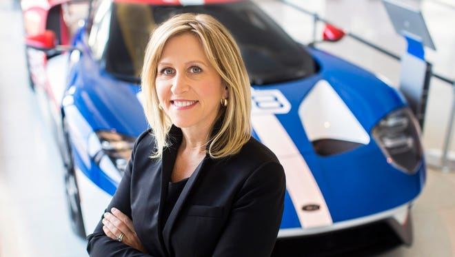Lisa Drake is vice president, Global Powertrain Purchasing and Global Purchasing Operations, effective Jan. 1, 2018, Ford Motor Company