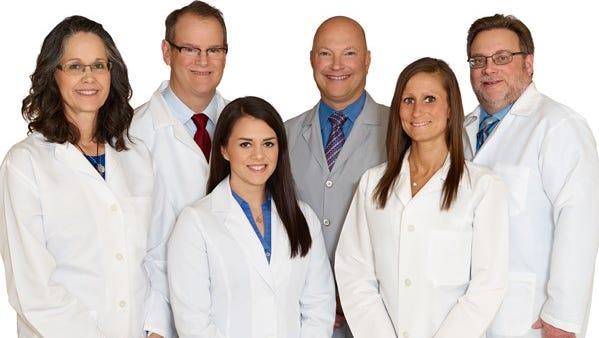 Door County Medical Center Internal Medicine Team:  Ellen Knipfer, NP; Dr. Richard Hogan; Ruth Sohns, NP; Dr. Kelton Reitz; Hannah Craanen, NP; and Dr. Paul Board.