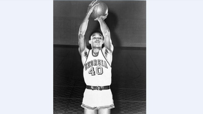 Ronnie Hogue, the first Black scholarship athlete on the Georgia Bulldogs men's basketball team, died Friday, the school announced. He was 69.