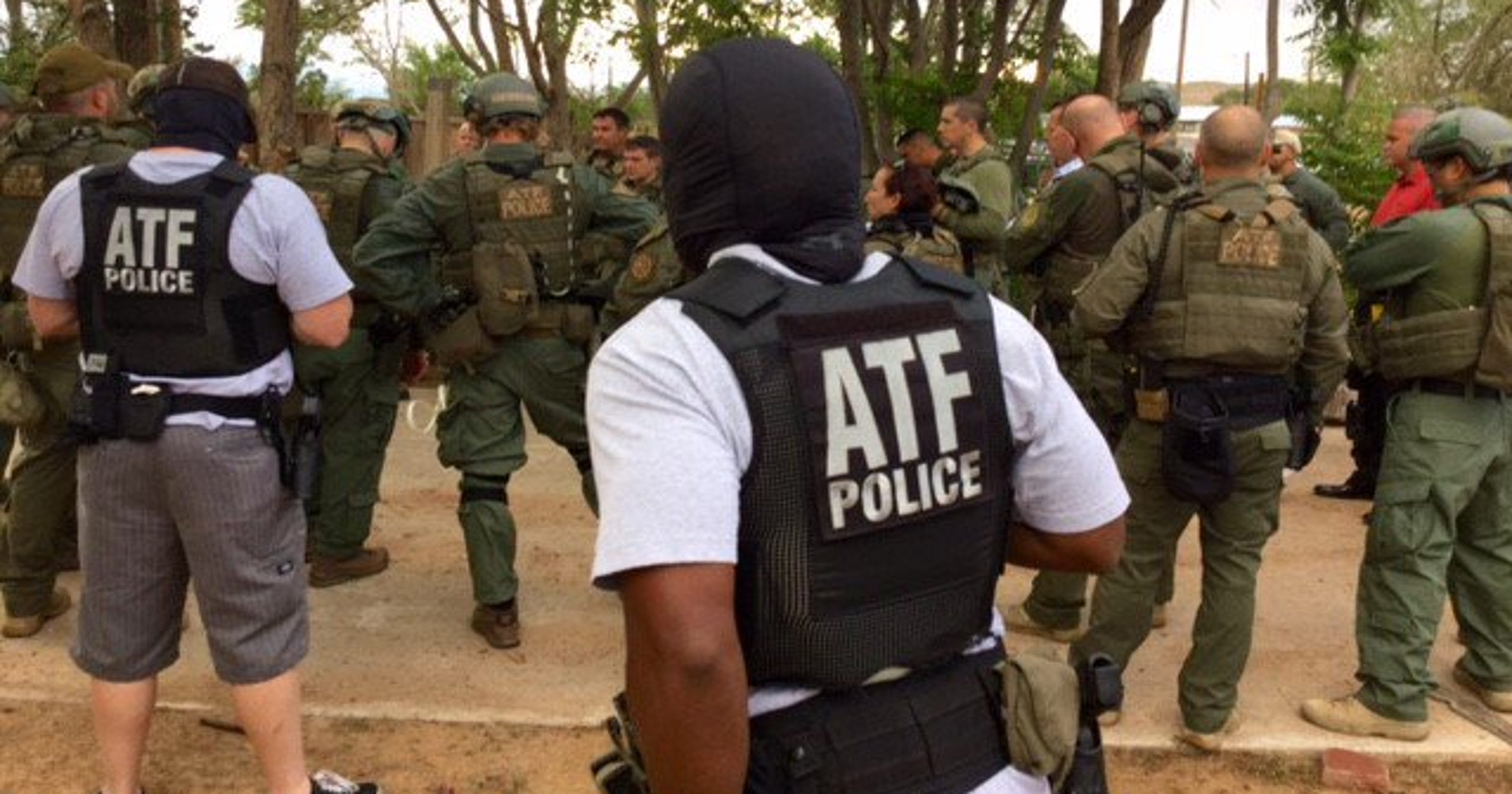 ATF used traveling, well-paid informants in Albuquerque sting