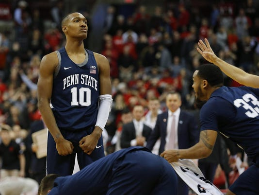 NCAA Basketball: Penn State at Ohio State