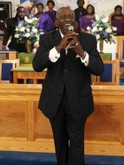 Rev. Daniel Simmons Sr., 74.