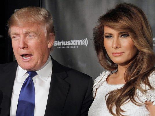 Melania Trump 2014 Melania Trump s company caught