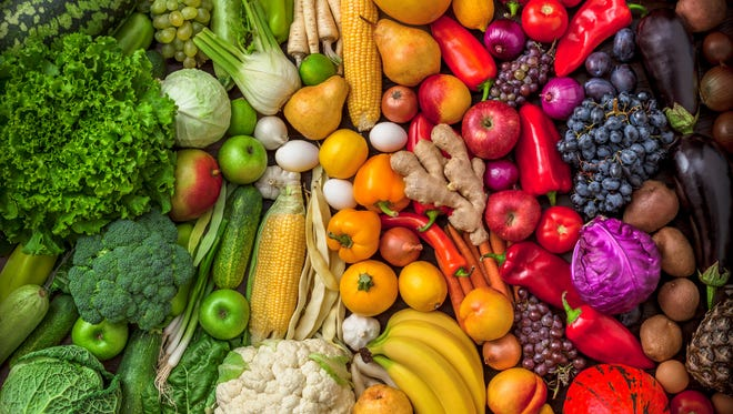 "People should strive to ""eat the rainbow"" every day. When we eat a variety of plant foods of different colors, we are providing our bodies with a broad range of protection against disease, including cancer."