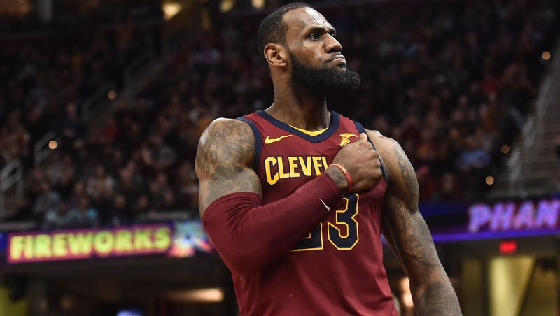 30589bdd2b0d Trade deadline roundtable  What do deals mean for LeBron James ...
