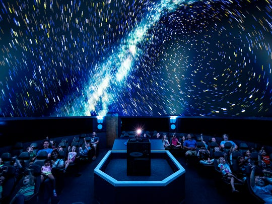 The University of Nevada, Reno planetarium has an assortment of shows scheduled for the fall season.