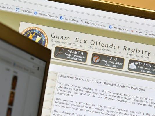 Guam Sex Offender Registry