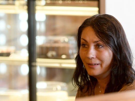Angie Kocaman, former manager of the Harvest Diner,