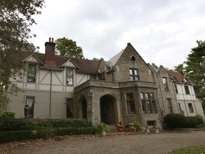 Cool homes East Walnut Hills mansion