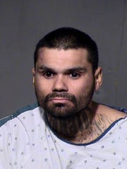Pedro Morales tried to grab an officer's weapon, MCSO said.