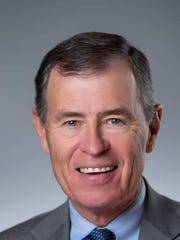 John Riley served in the administration of then-Gov. Tom Carper and recently retired from Ashland/Hercules as director of governmental relations.