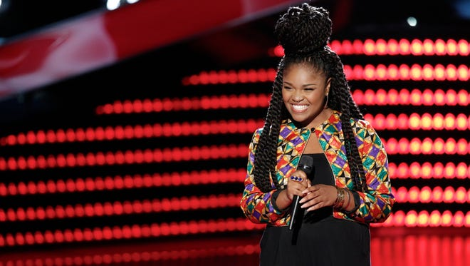 Nashville's Ayanna Jahnee on NBC's 'The Voice'