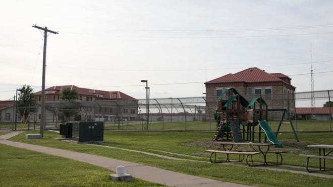 Some coronavirus precautions are still in place in Kansas' prisons, while other parts of life have returned to normal. For example, women at the Topeka Correctional Facility are again allowed to spend time outside.