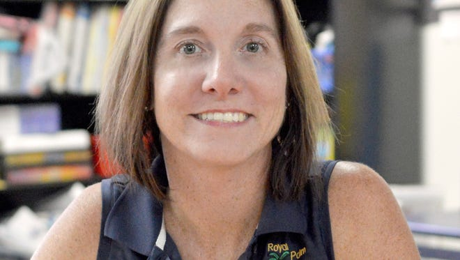 Shannon Shupe is principal of Royal Palm Charter School in Palm Bay.