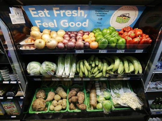 Healthy Corner Store